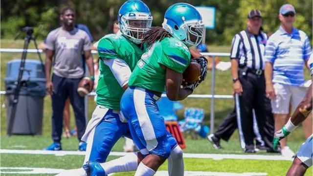 WATCH: New faces make most of opportunities at UWF spring game