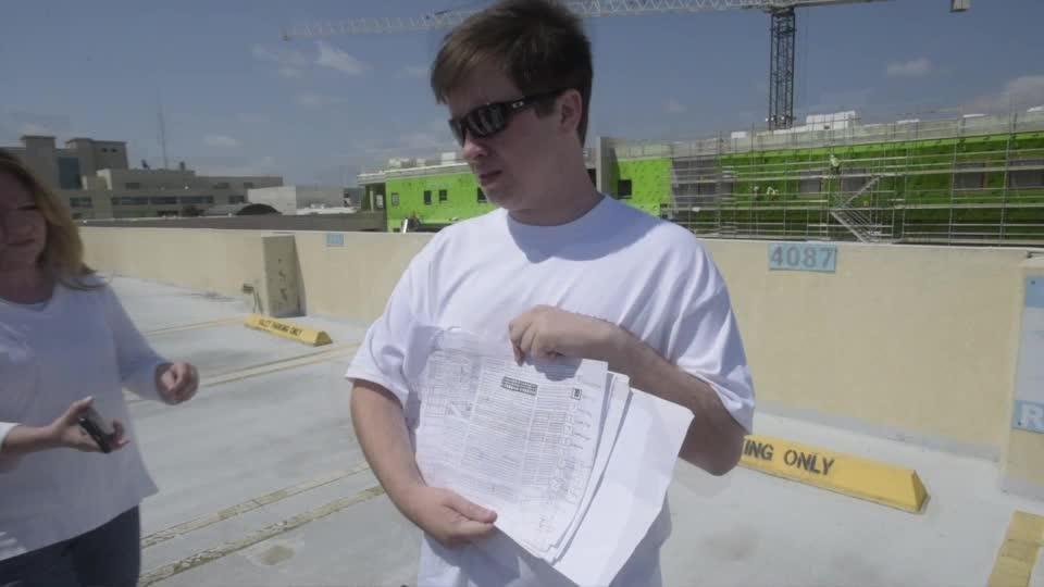 Big construction jobs fascinate Joshua Wilhelm.