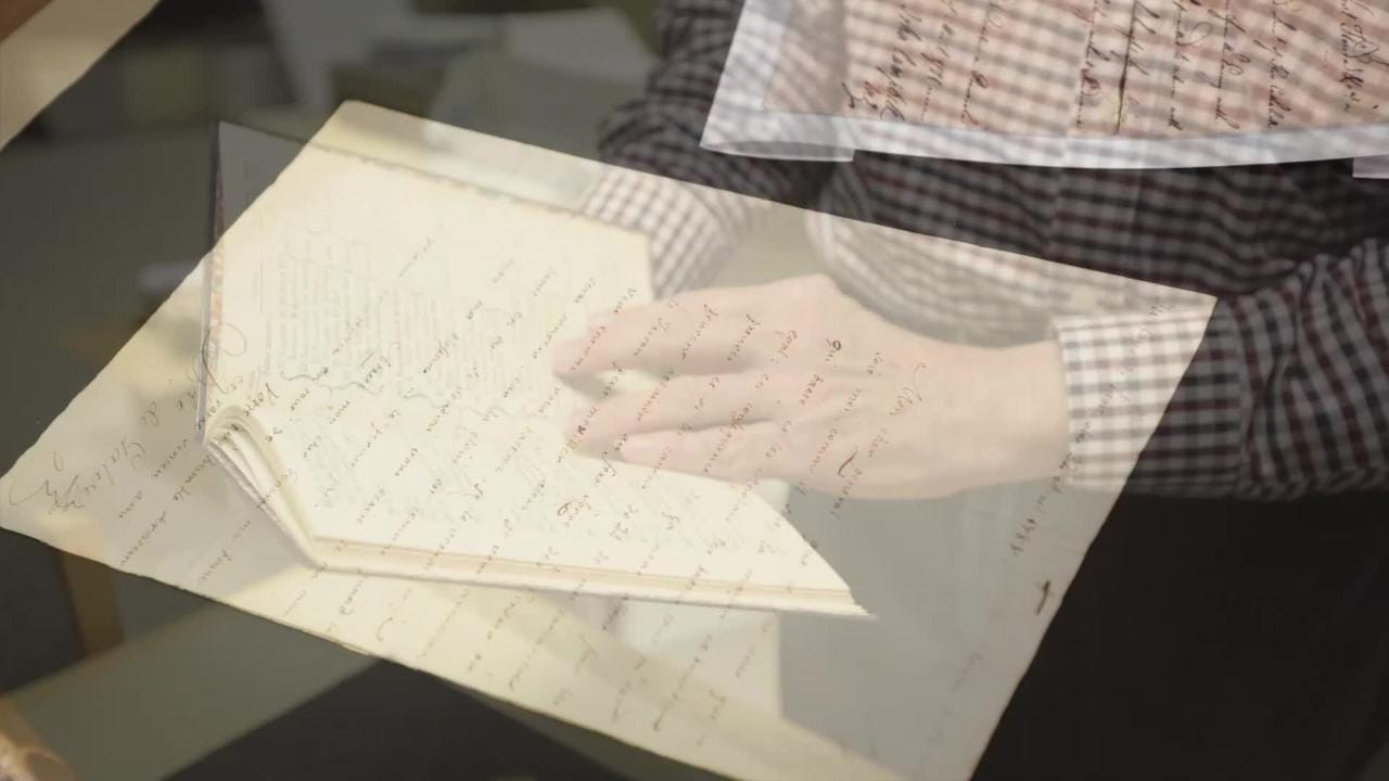 UWF Special Collection has artifacts from Galvez