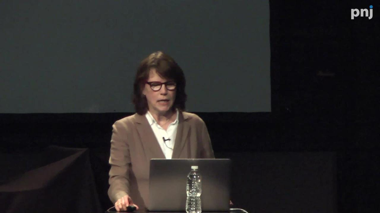 Watch Emily Talen talk about the 'good stuff' at CivicCon.