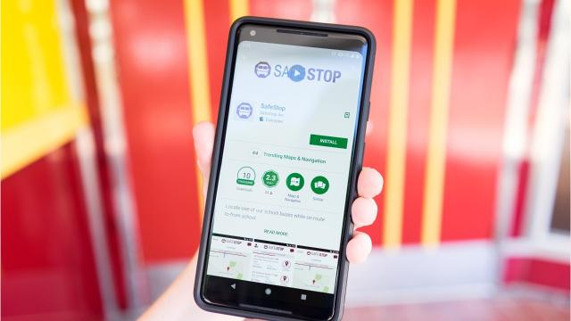 With the 2018-19 school year around the corner, Santa Rosa County School District has a new app to help parents, student and staff track daily bus routes.