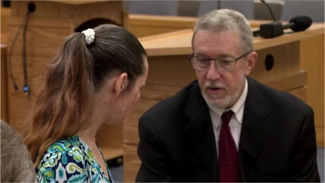 Watch: Potential jurors in Mary Rice trial asked about domestic violence history