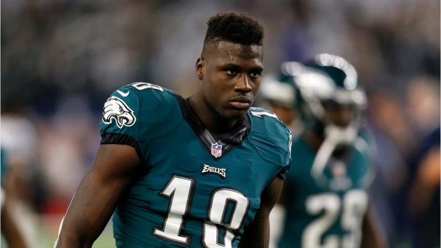 Dorial Green-Beckham waived by Eagles