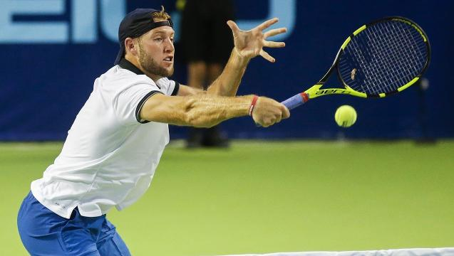 Jack Sock joins Springfield Lasers