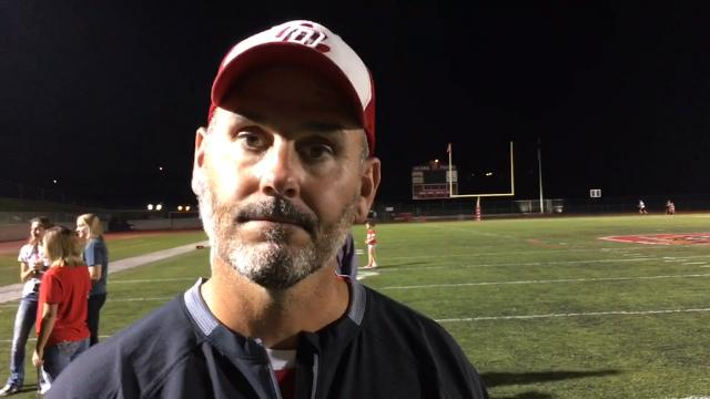 Ozark coach Chad Depee said he's excited for the journey