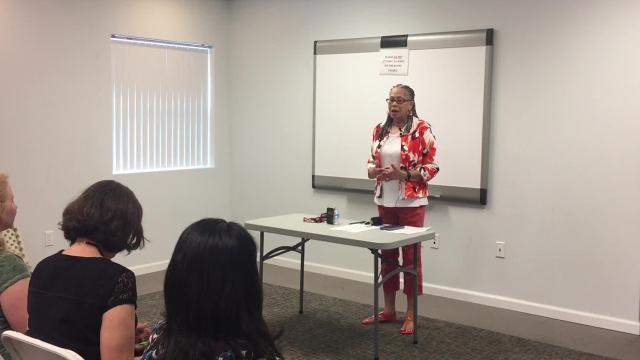 Cheryl Clay talks NAACP travel advisory