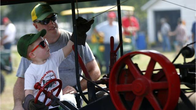 Cider Days, Steam-O-Rama and more things to do this weekend.