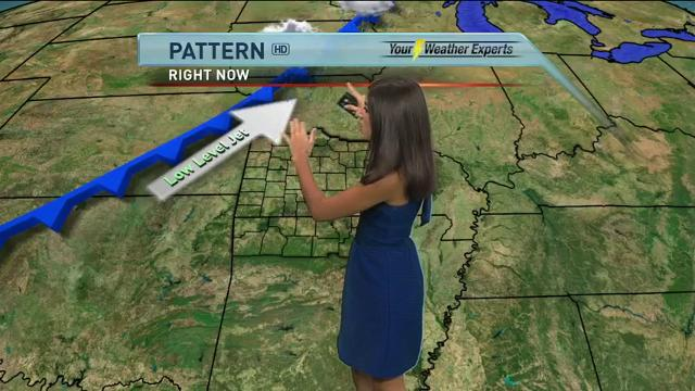 Morning Forecast for Thursday, Sept. 21
