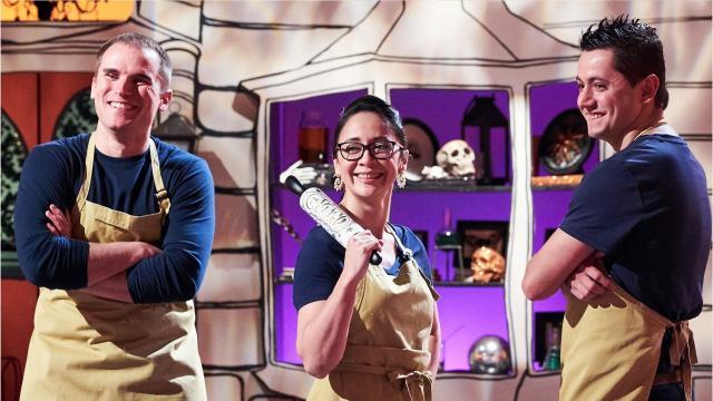 Springfield pumpkin-carver will be on Food Network's 'Halloween Wars'