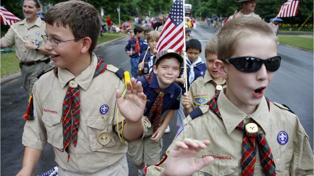 Boy Scouts of America will welcome girls in 2018