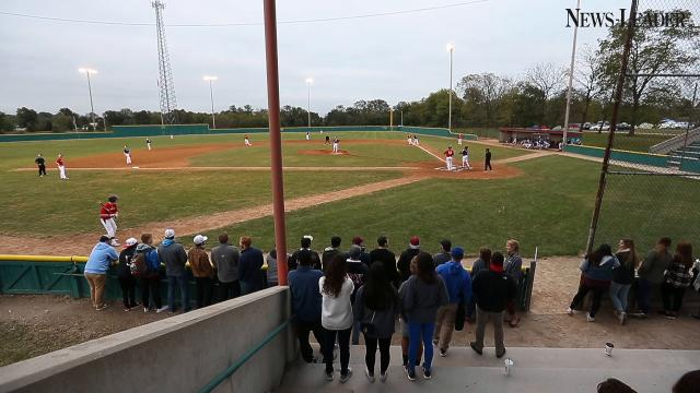 Two Missouri State fraternities are playing in a charity baseball game for 80 hours in an attempt to set a world record. The game started on Wednesday evening and will end sometime around 2:30 a.m. Sunday.
