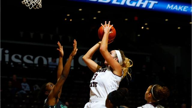 The Missouri State Lady Bears will open their season at Ball State on Nov. 13.