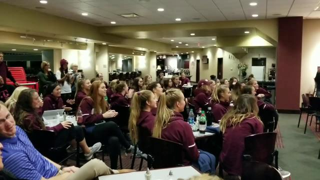 For the first time in 17 seasons, the Missouri State women's soccer team will play in the NCAA tournament.