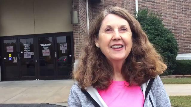 Tinsley talks about her vote on the ballot issues.