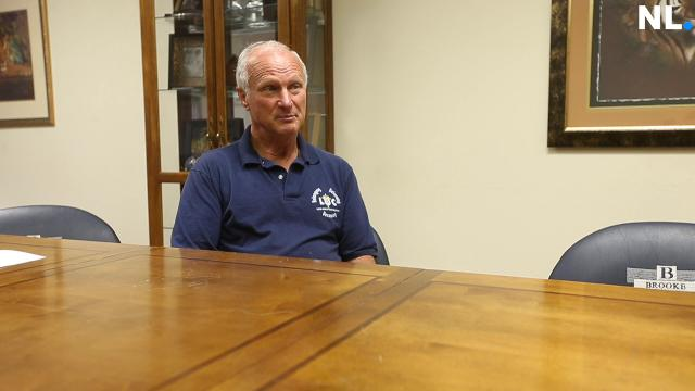 Ken Ortman talks about his decision to open LUC Boys Ranch.