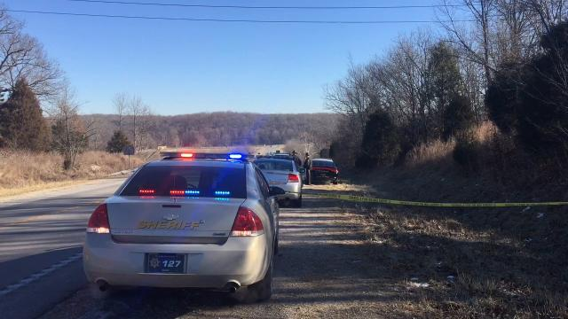 A dive team from the Missouri State Highway Patrol arrived at the James River in Christian County where a car plunged into the water Wednesday night.