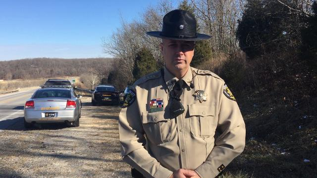 A body was recovered from truck that crashed into James River during police chase, Christian County Sheriff Brad Cole said.