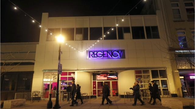From 1982 to 1998, the Regency hosted 200 shows per year, Thomas previously told the News-Leader.