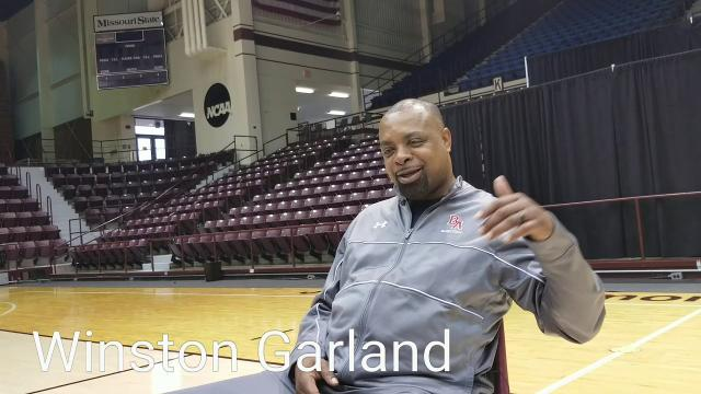 MSU legend Winston Garland and his highly recruited son, Darius Garland, talk about returning to Springfield for the Tournament of Champions.