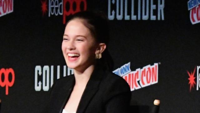 "Cailee Spaeny, an actor in ""Pacific Rim Uprising"" who is from Springfield, told attendees at a New York appearance in late 2017 that she'd like to play Catwoman someday."