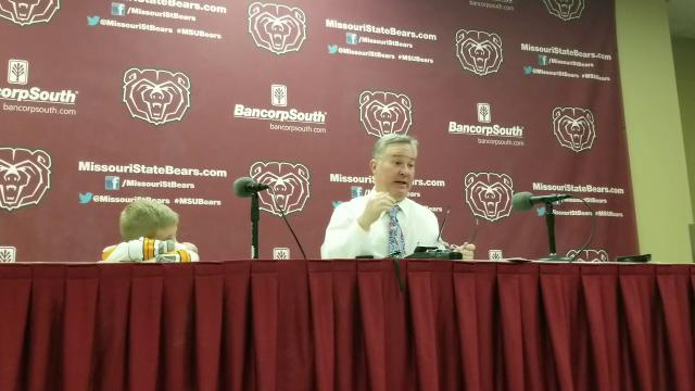 Former MSU coach Barry Hinson talks about Jackie Stiles as she goes through her cancer treatment.