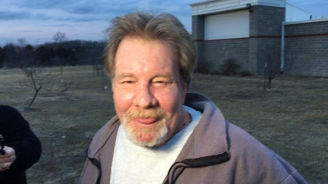 Brad Jennings is released from prison