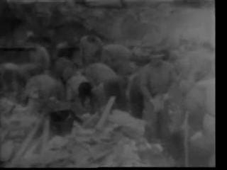 1937 newsreel: Children die as gas explosion shatters school