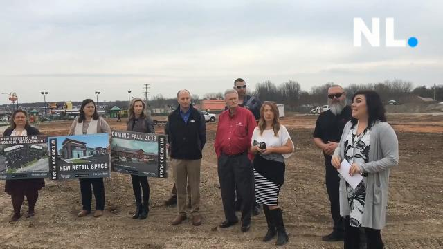 Republic is excited about a new commercial development