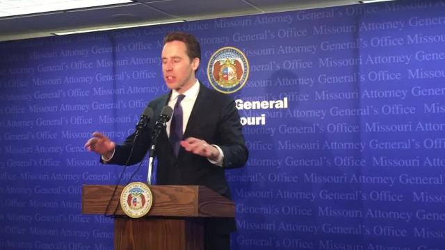 Hawley says Greitens may have committed another felony