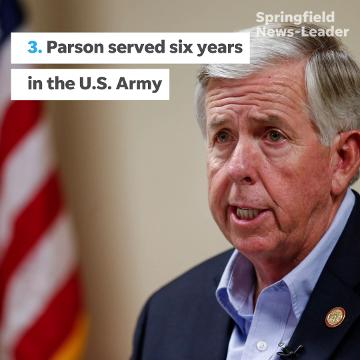 5 things to know about Lt  Gov  Mike Parson