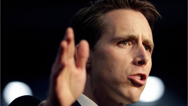Hawley won the 2018 midterm election for U.S. Senate. Get to know the newly elected U.S. senator for Missouri.