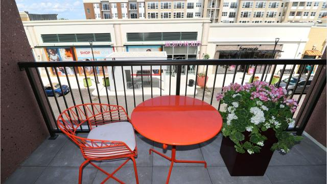The Corners is set to welcome its first residents this weekend.