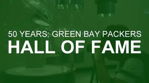 The Green Bay Packers Hall of Fame has undergone many changes throughout the last 50 years.