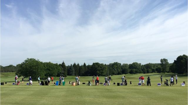 The LPGA will be at Thornberry Creek at Oneida through July 9. More than 140 of the world's best golfers will compete for a $2,000,000 purse.