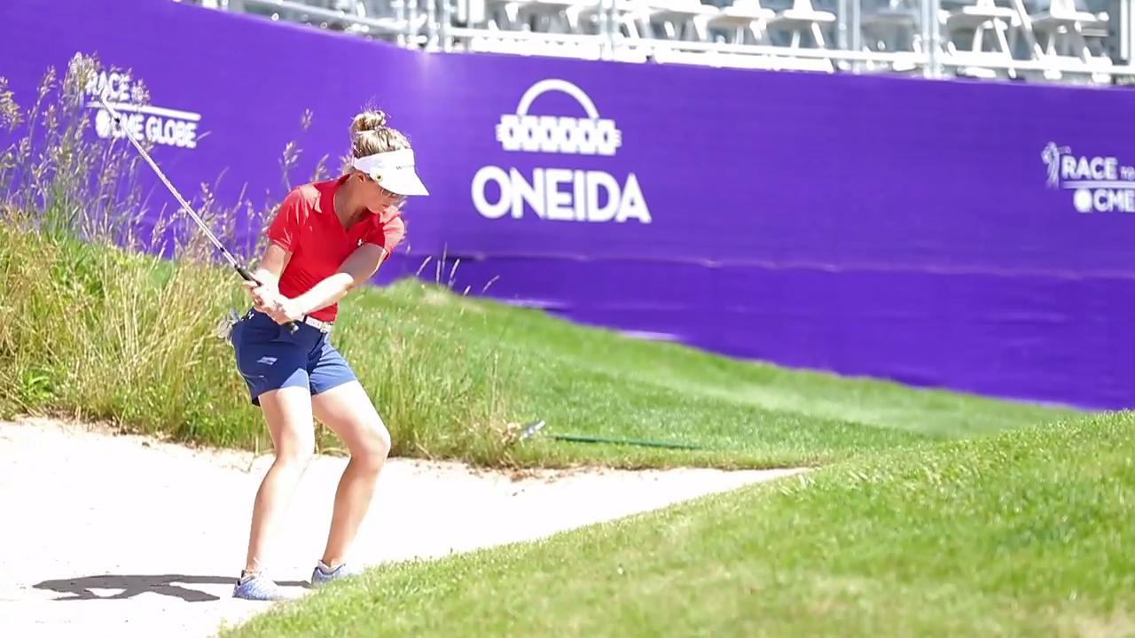 Osceola native Casey Danielson is making her professional debut in the Thornberry Creek LPGA Classic.
