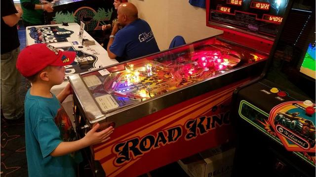 Milwaukee native Gar Nelson took his arcade-game fandom and opened the first arcade of its kind in southeastern Wisconsin, the Garcade. The arcade opened on Saturday, July 1 on Appleton Avenue in Menomonee Falls.