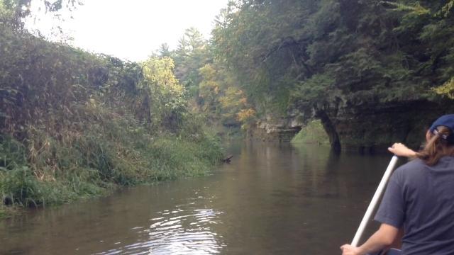 Video: Canoeing the Kickapoo River