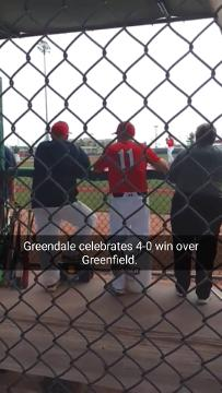 Check out JR Radcliffe's Snapchat story from the Woodland Conference Tournament quarterfinals July 5 in Franklin.