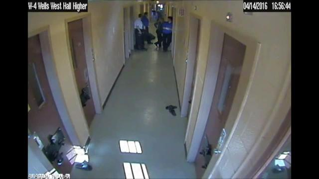 Video: Copper Lake school for girls pepper spray inmate