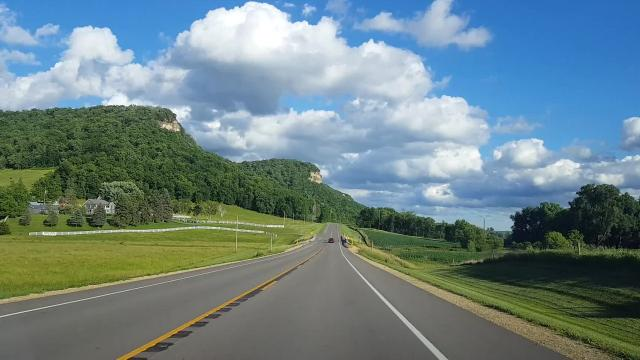 Video: Summer road trip on Wisconsin's Great River Road