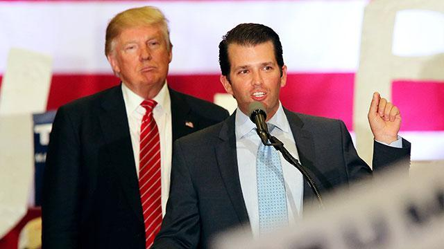 JS On Politics, 7.13.17: Trump Jr. in big trouble.