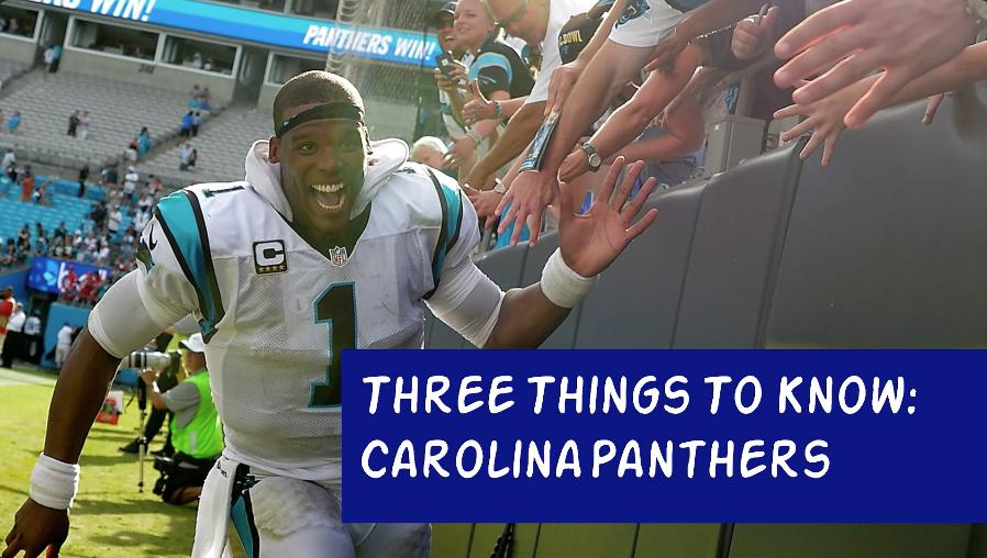 Three Things To Know: Carolina Panthers