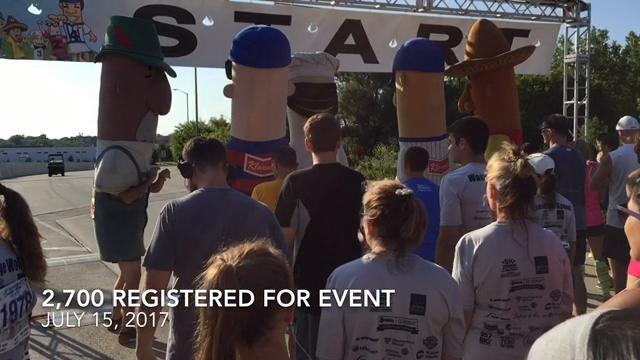 Famous Racing Sausages 5K