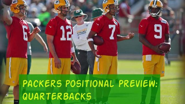 Packers 2017 season: Quarterbacks preview