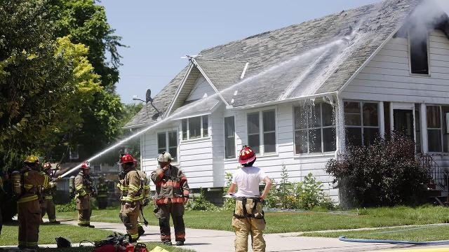 North Fond du Lac house fire