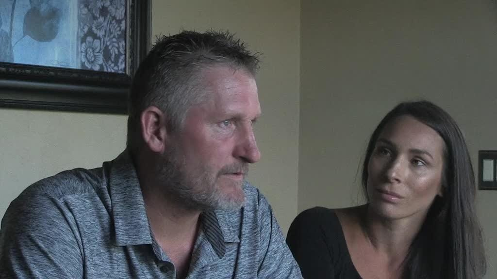 Rick Valeri talks about how he believes he and his wife were drugged on  vacation in Mexico
