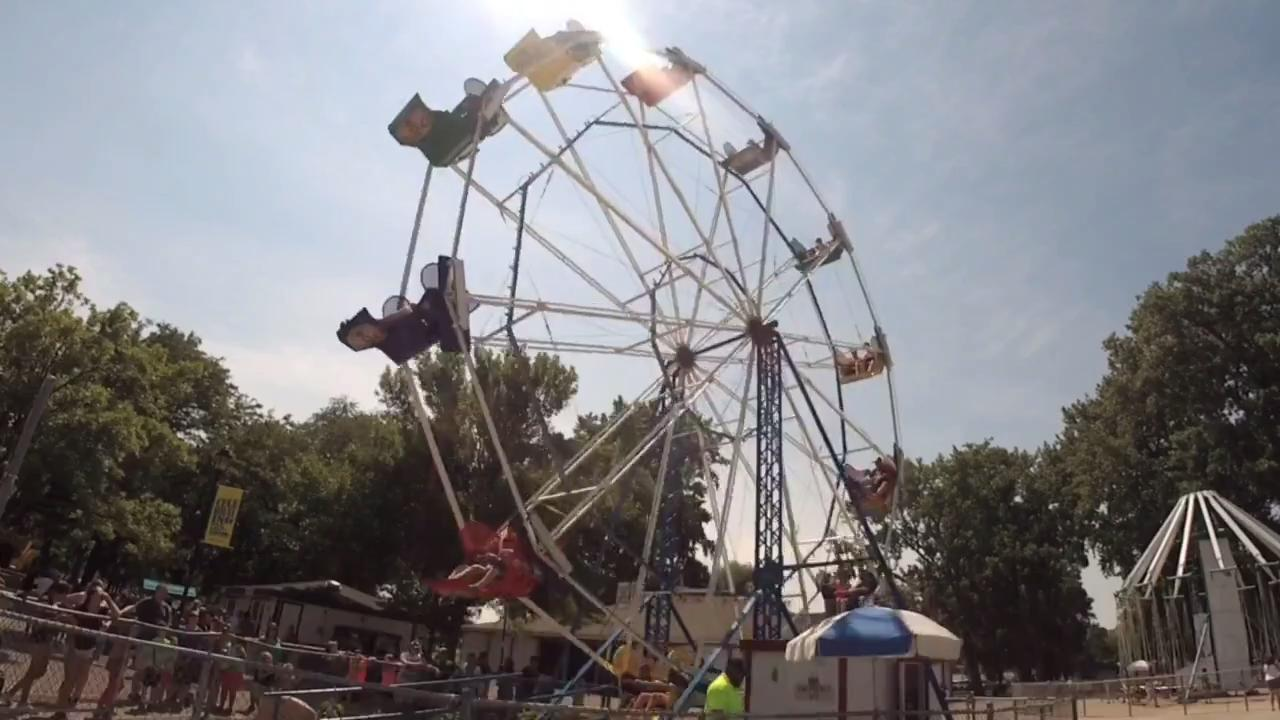 Friends of Bay Beach raised $2 million to add a second Ferris wheel to Bay Beach Amusement Park. The ride, which will be roughly three times the size of the current Ferris wheel, is expected to be ready May 2019.