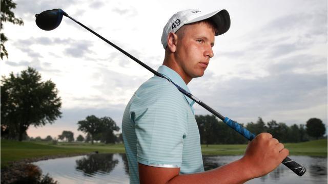 Kaukauna's Hlinak named boys golfer of the year