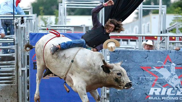 FDL County Fair Bull Riding