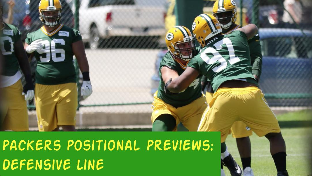 Packers 2017 Season: Defensive Line Preview